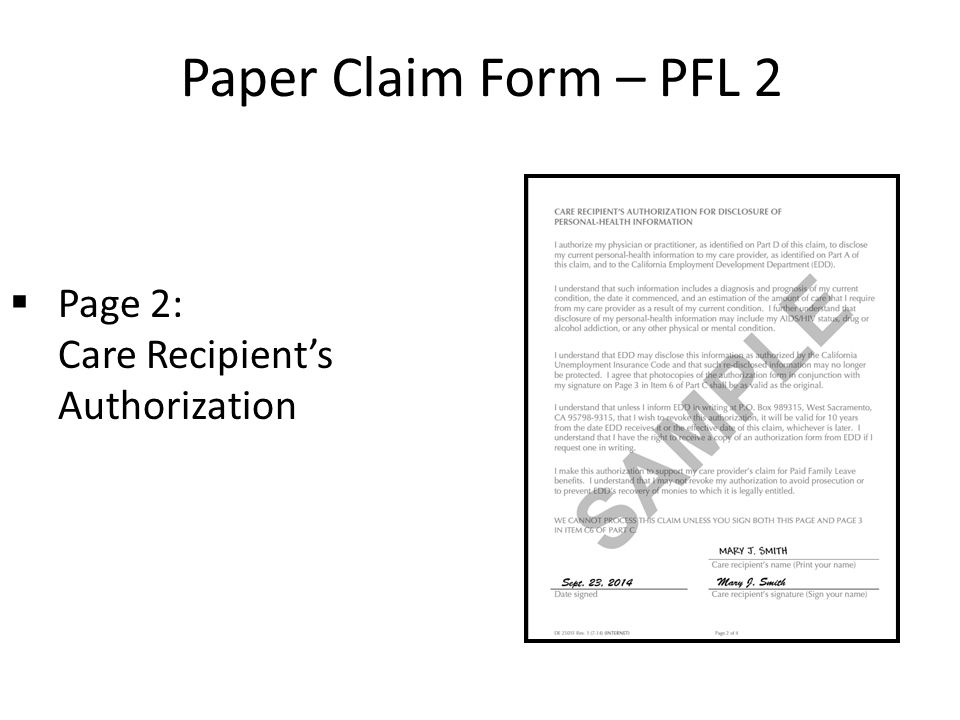 California State Disability Insurance Ppt Video Online Download