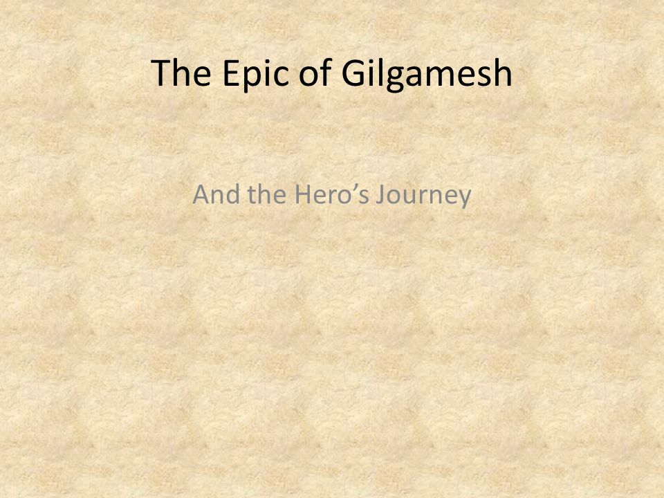 an analysis of gilgamesh as a hero in the epic of gilgamesh Get all the key plot points of anonymous's the epic of gilgamesh on one page the epic of gilgamesh summary from litcharts analysis, and citation info.