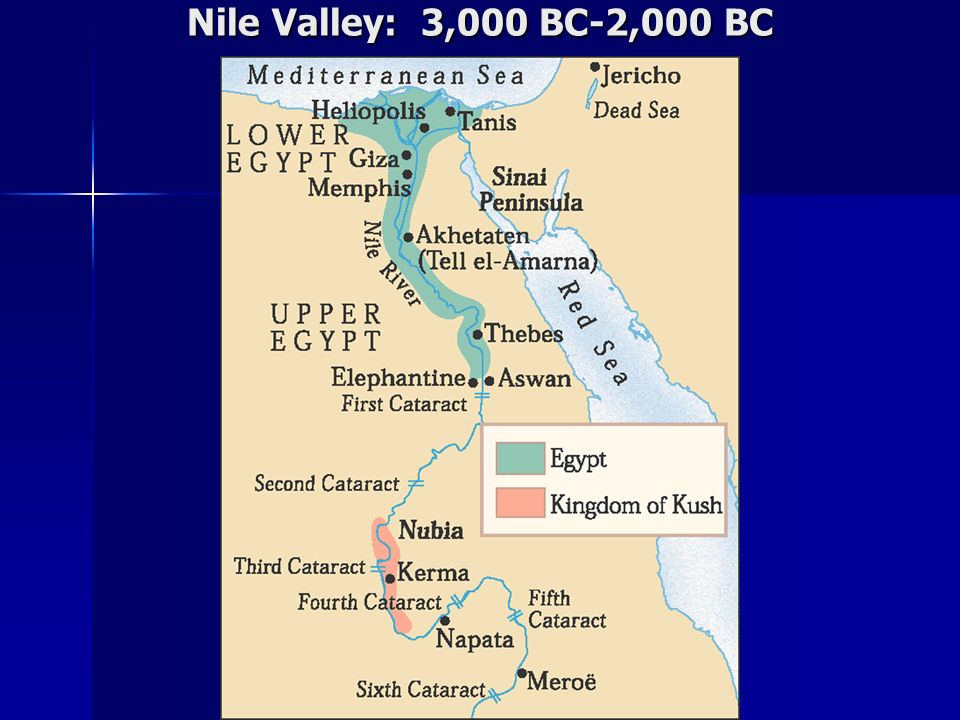 Middle East Map Ppt Video Online Download - Map of egypt 3000 bc