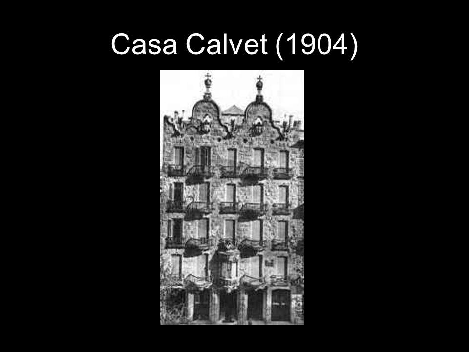Casa Calvet (1904)