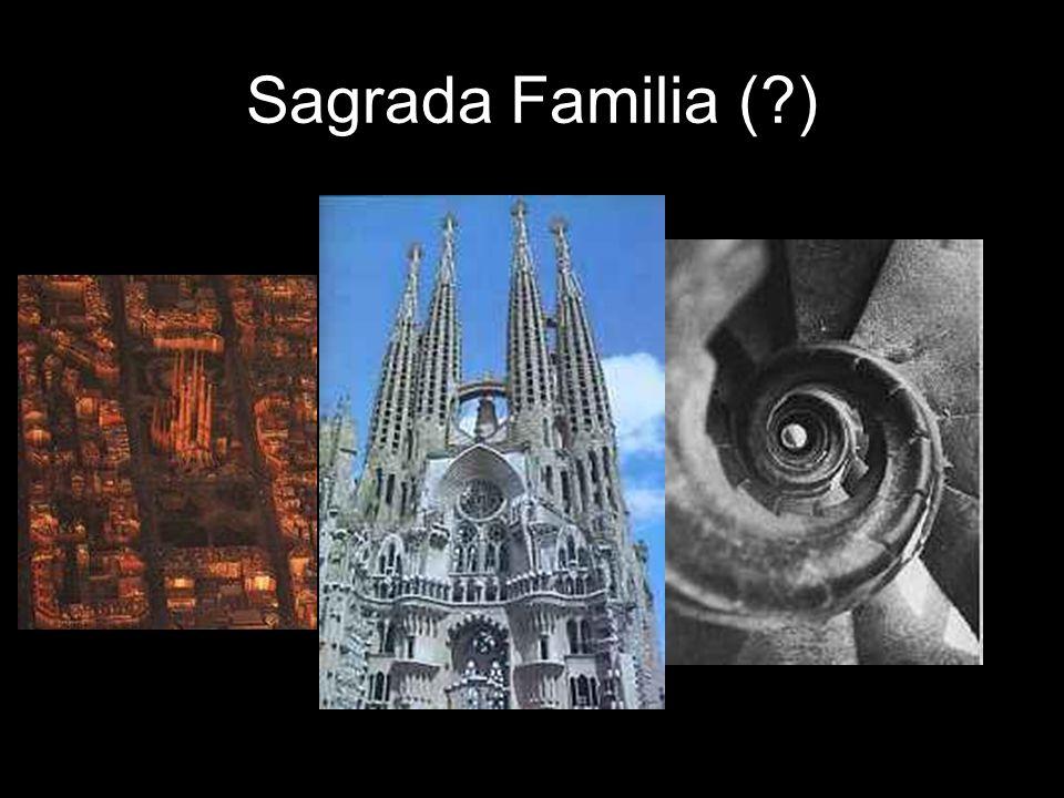 Sagrada Familia ( )