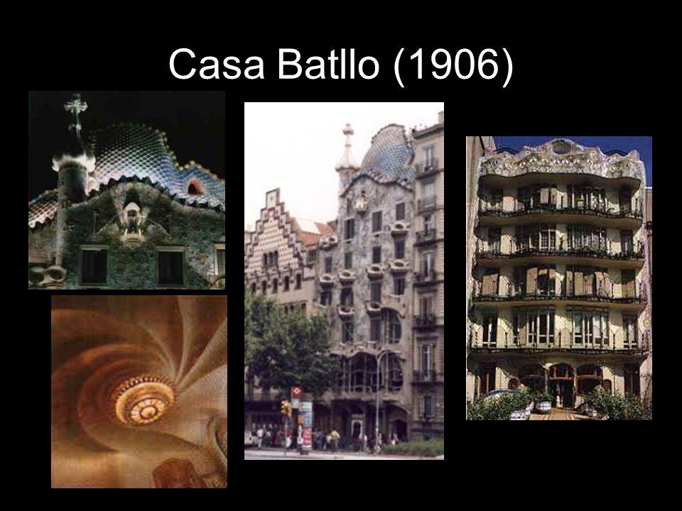 Casa Batllo (1906)