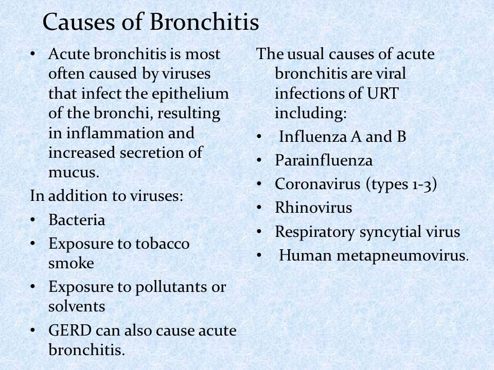 Bronchitis dr m a sofi ppt video online download causes of bronchitis sciox Image collections