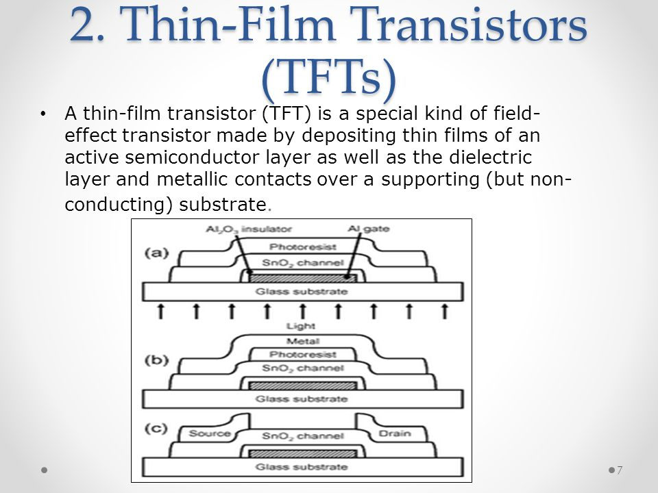 Transparent electronics ppt download thin film transistors tfts publicscrutiny Gallery