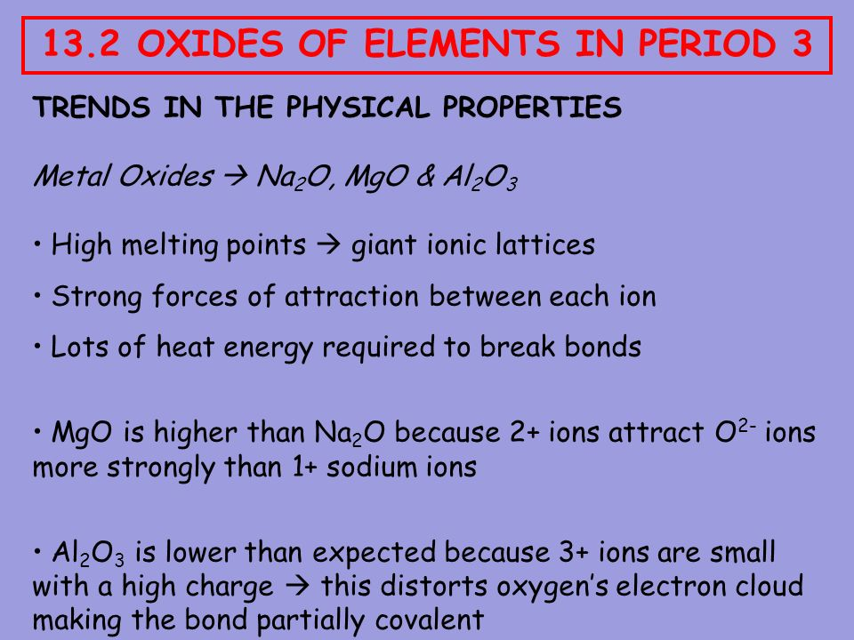 Two Physical Properties Of Magnesium