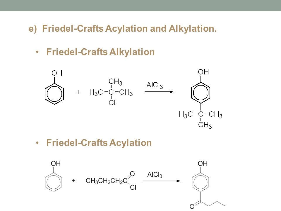 friedel crafts alkylation 1 exp't 65 friedel-crafts alkylation of m-xylene adapted by r minard and d dorisio (penn state univ) from a microscale procedure used by the university of.