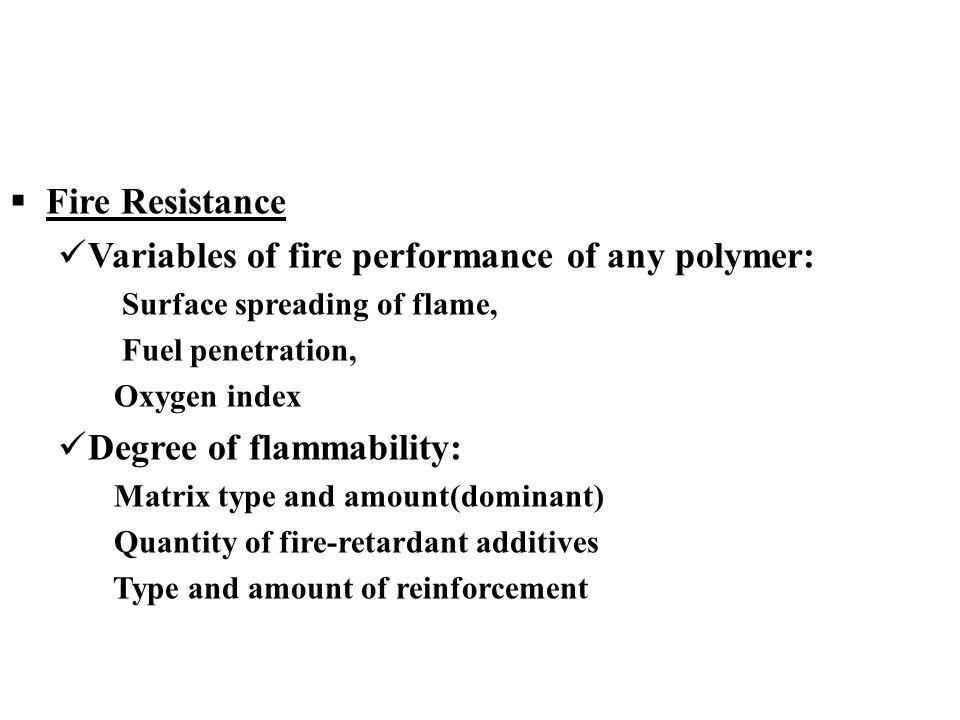 Fire Resistant Reinforcement : Chapter matrix materials ppt video online download