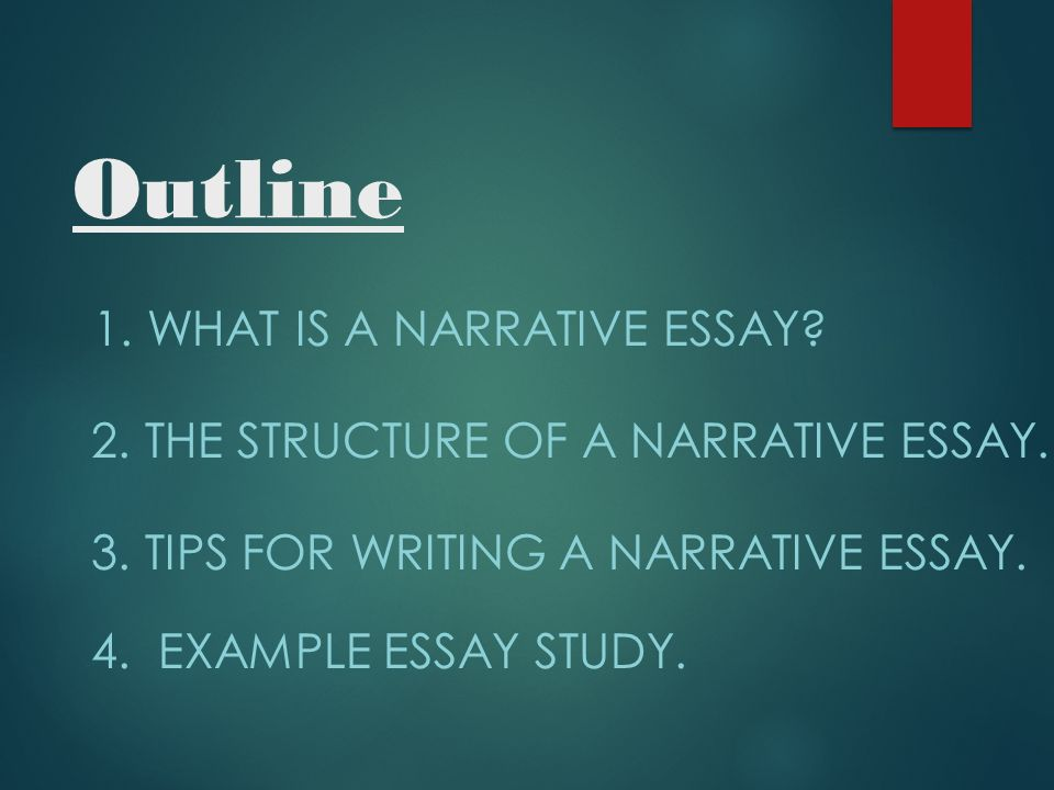 narrative essay ppt video online  the structure of a narrative essay