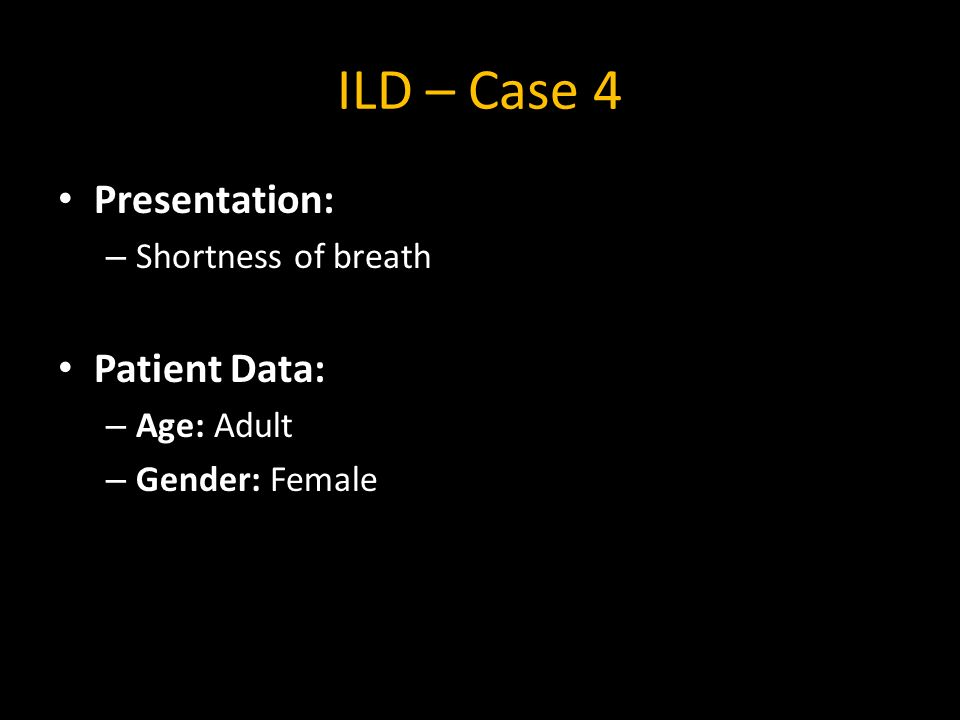 case study patient with shortness of breath Case history: 62-year-old with  shortness of breath  surinder masih  case history: 62-year-old patient presented with history of breathlessness.