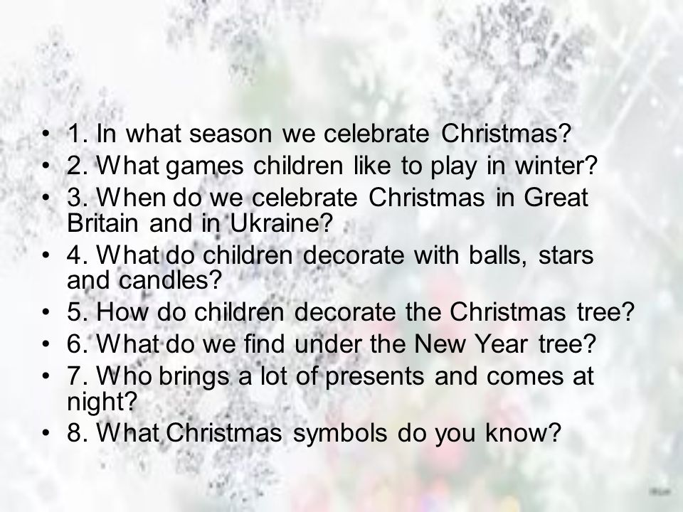 Why Do We Celebrate Christmas With A Tree