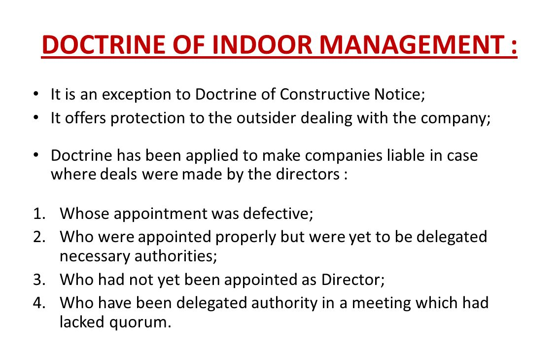doctrine of constructive notice and indoor management Perfect results of doctrine-of-indoor-management-by-ca-vineet-jain videos and clipsconvert mp3 audio ,mp4 video doctrine-of-indoor-management-by-ca-vineet-jain free .