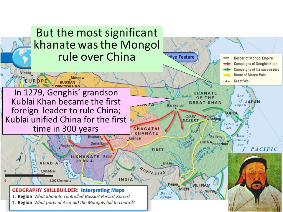 mongol empire change over time Also it should be continuing in time with our time line's mongol empire what if the mongol empire ruled most of siberia and russia change over the time.