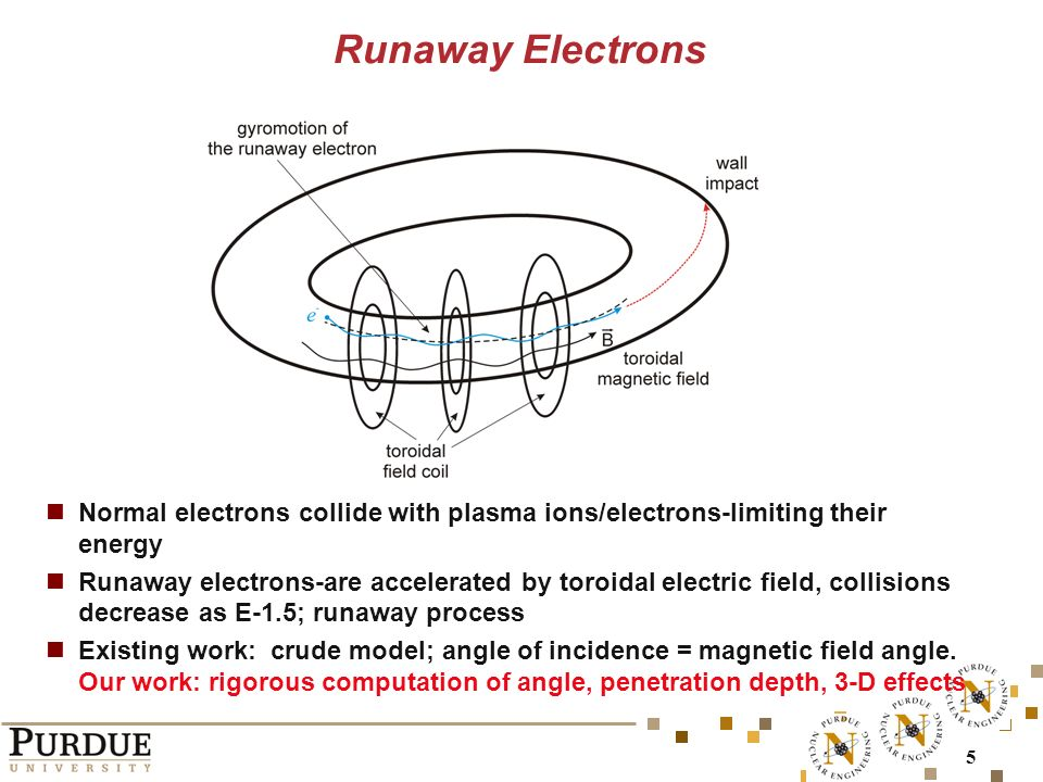 penetration effect of electrons