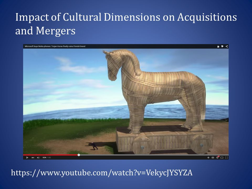 impact of culture on mergers and Culture has emerged as one of the dominant factors that prevent effective integrations address m&a cultural integration issues in your transition.
