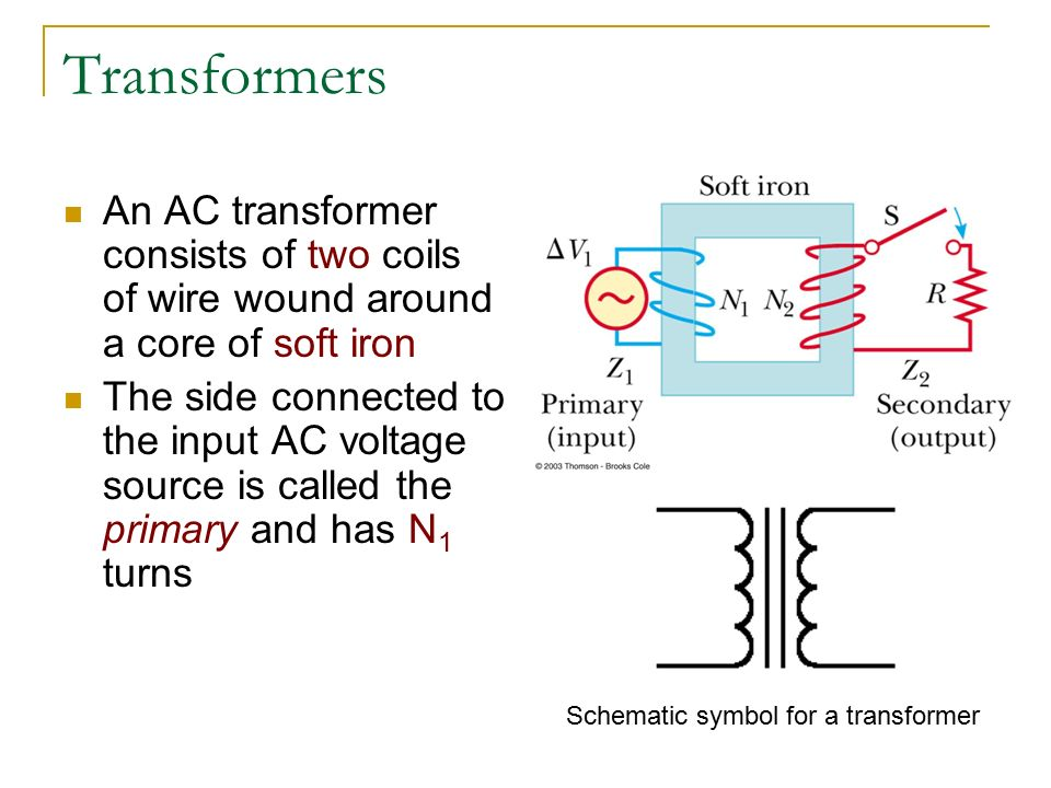 ac current an ac circuit consists of a combination of