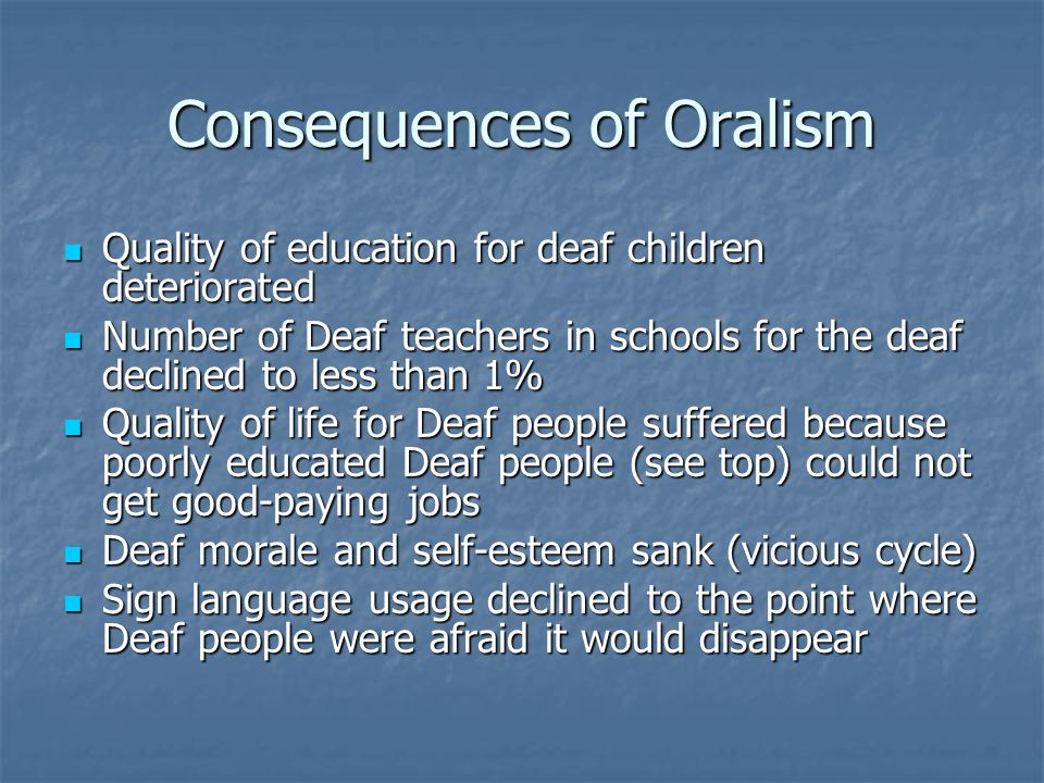 asl vs oralism essay How to write a persuasive essay about a movie drug mule essay transportation in the past essays essay about nursing education r15 cbr 150 duke comparison essay.