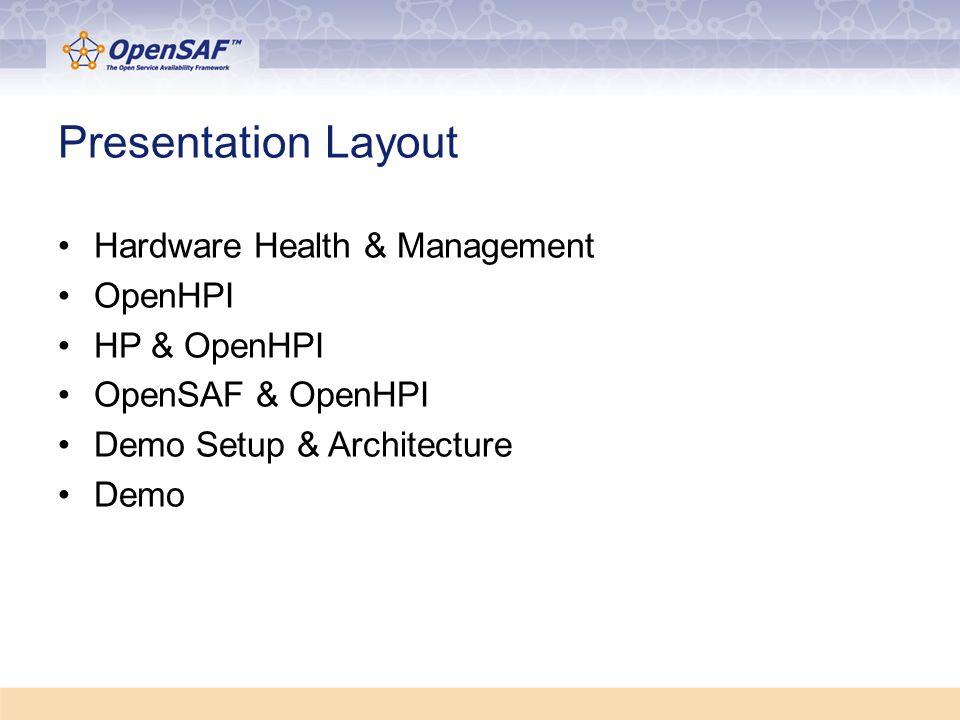 opensaf hardware integration demo - ppt download, Presentation templates