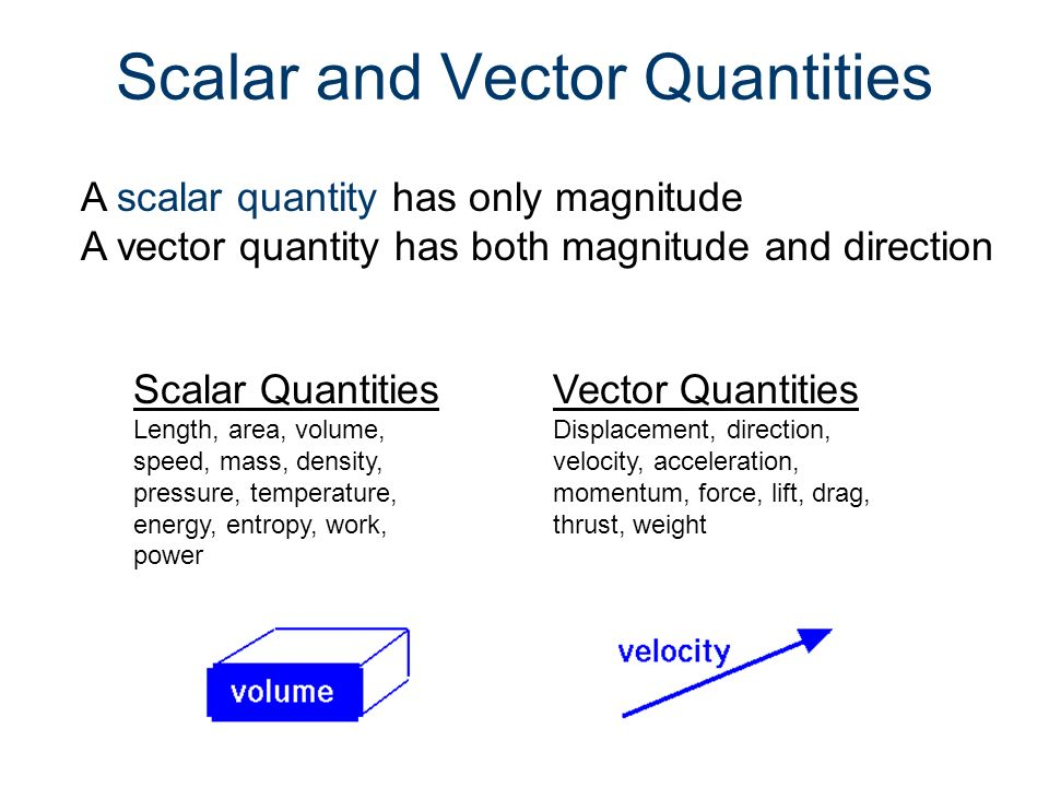 scalar and vector quantities In this lesson, we will examine scalars and vectors, learn why it is important to know the difference between the two and why remembering to add a.