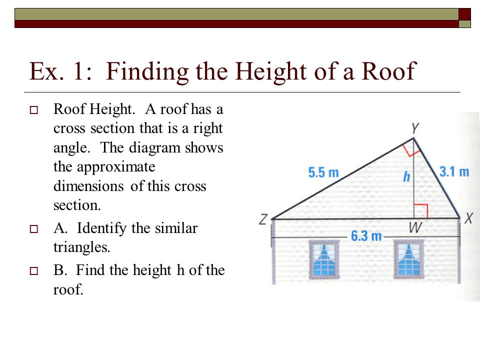 91 Similar Right Triangles Ppt Download