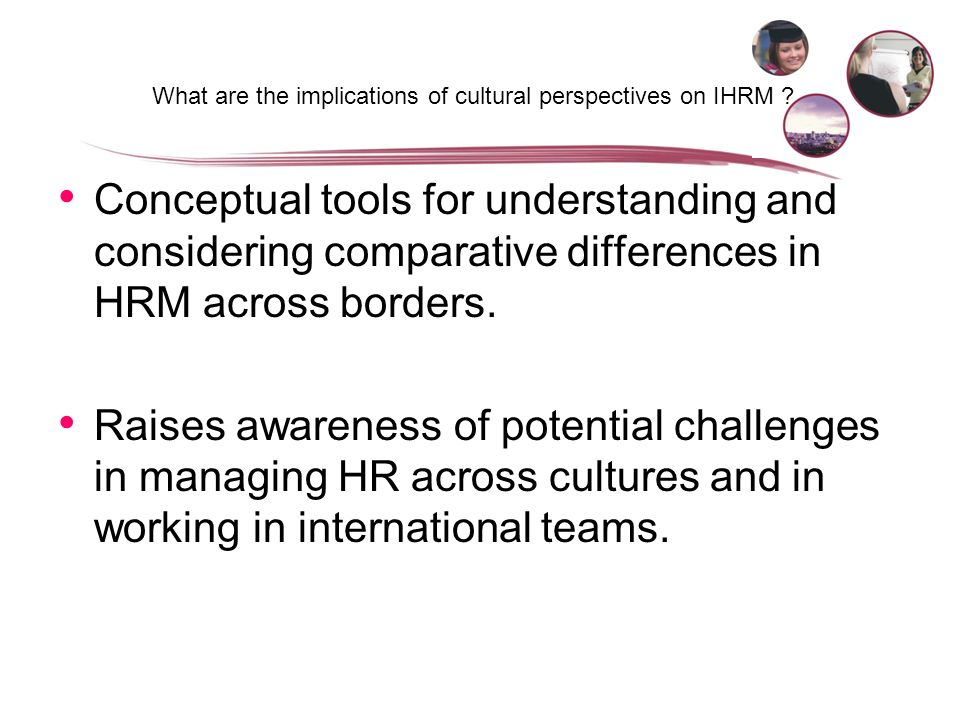 an analysis of the cross cultural diversity in hrm The most recent trends and emerging values in human resource management: comparative analysis strategic human resource management, cross-cultural.