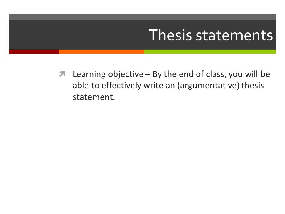 good thesis statement for online education This post dissects the components of a good thesis statement and gives 10 thesis statement examples to inspire your next argumentative essay.