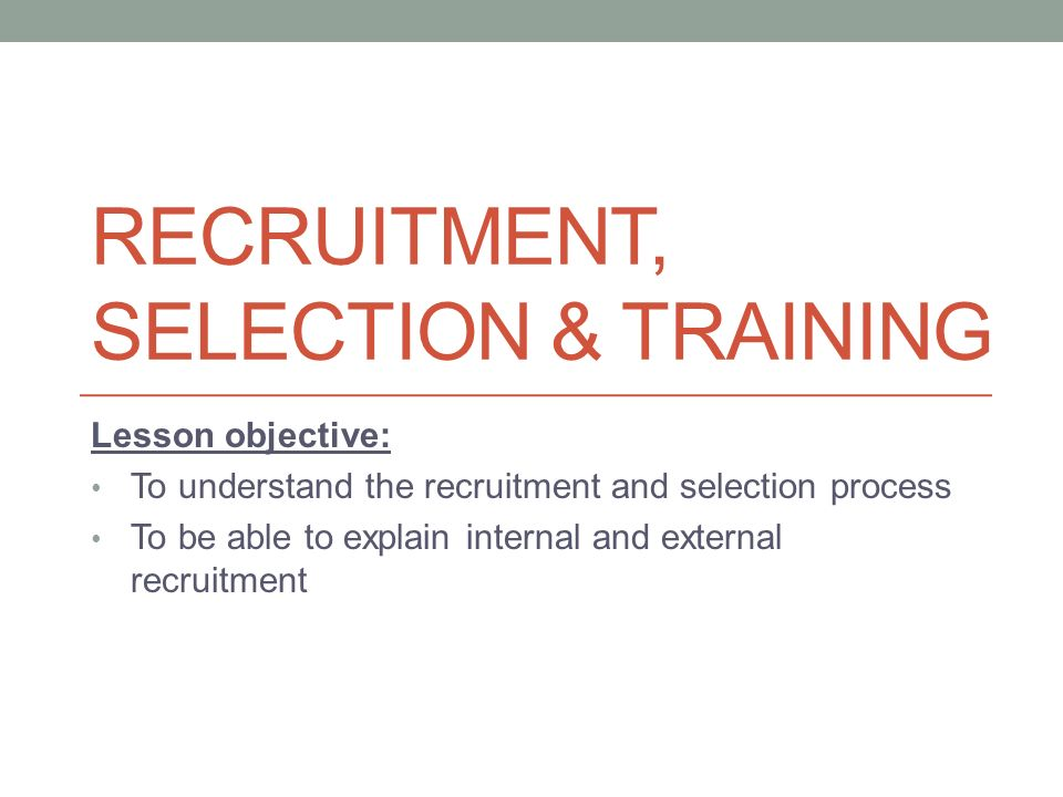 evaluate the effectiveness of the recruitment and selection techniques in the harrods and saysburys Read this essay on human resource management analyze the diversity recruitment and selection techniques evaluate the effectiveness of the recruitment.