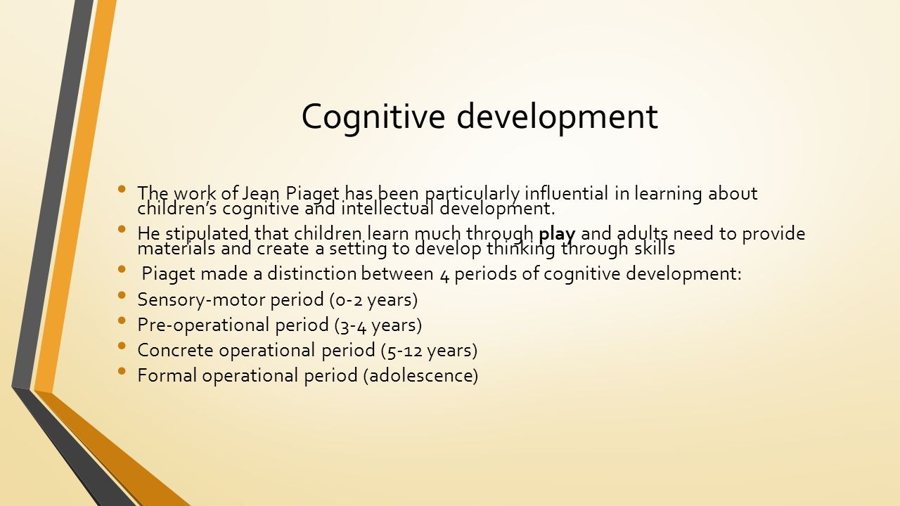 how to develop cognitive skills
