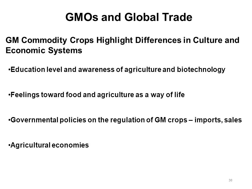 Gmos in philippine agriculture an economic