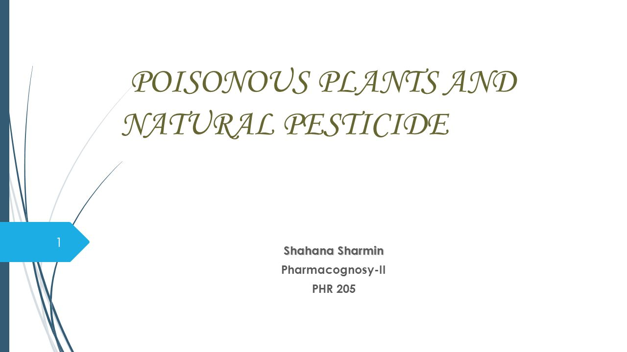 thesis pesticide and plant Abstract: biopesticides have attracted attention in pest management in recent  talaromyces flavus say-y-94-01, extracts of the plant clitoria.