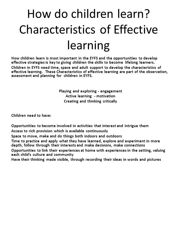 how do the characteristics of critical The first three themes and their subthemes are related to the characteristics related to successful implementation of pbl in a human resource-constrained nursing college, whilst the last theme is related to critical success factors that contribute to successful implementation of pbl in a human resource-constrained country.