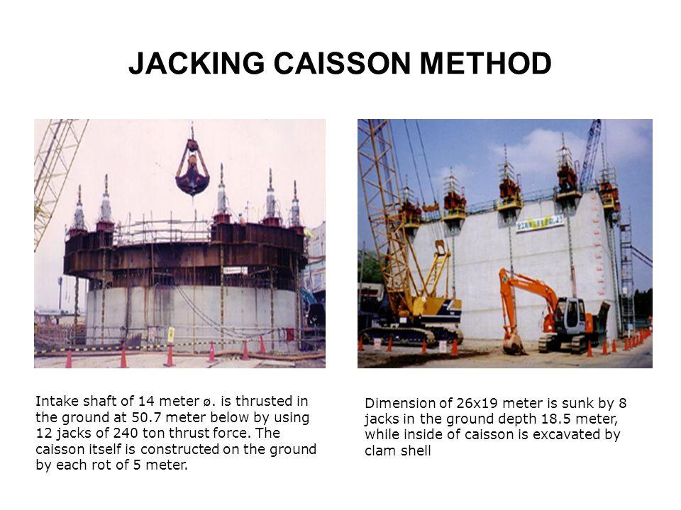 caisson foundation ppt video online download. Black Bedroom Furniture Sets. Home Design Ideas