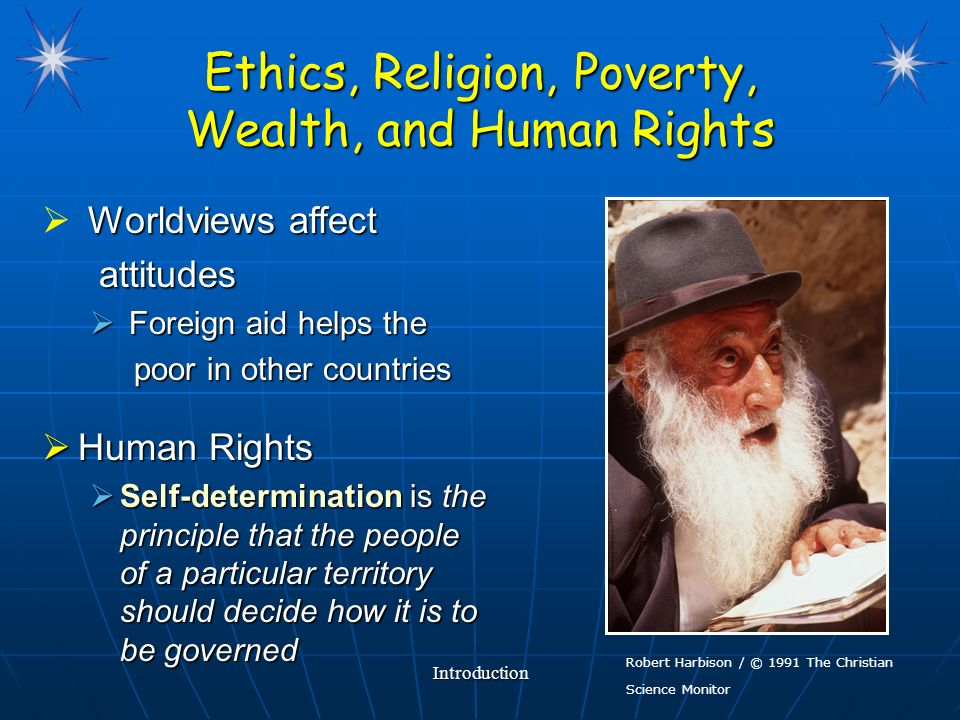 ethics proverty The centre for ethics and poverty research (cepr) of the university of salzburg is dedicated to the interdisciplinary research of poverty and social exclusion, in particluar in relation to.