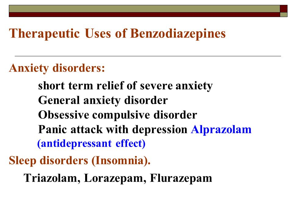 lorazepam withdrawal symptoms benzodiazepines uses