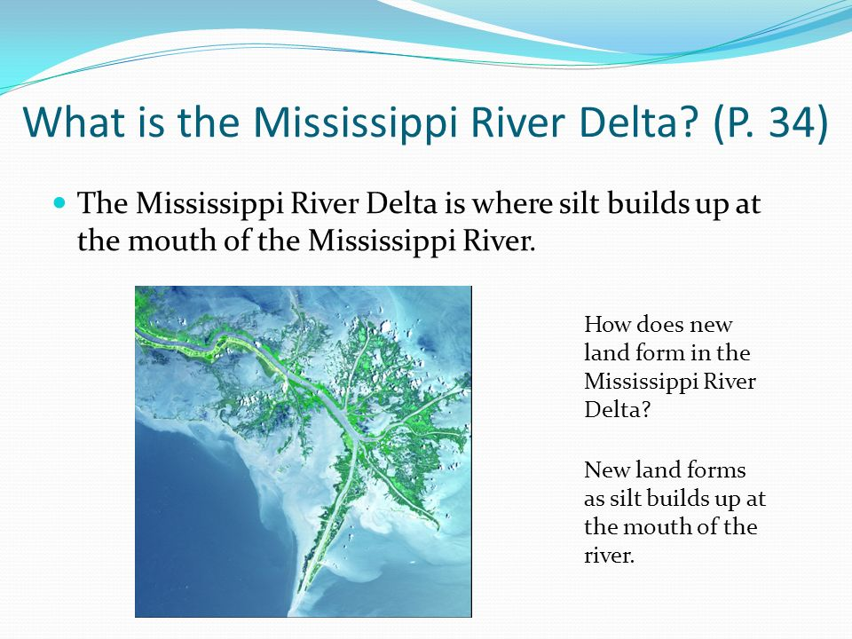 Floating Down the Mississippi - ppt download
