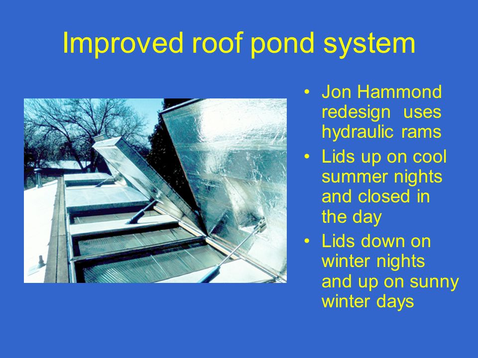 Passive Solar Architecture Ppt Video Online Download