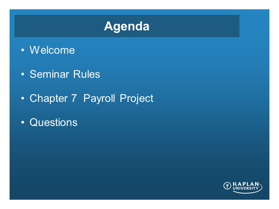 payroll accounting 2011 chapter 7 project Payroll chapter 7 project: download the go paperless excel template for chapter 1 online online project y computer accounting with quickbooks 2010.