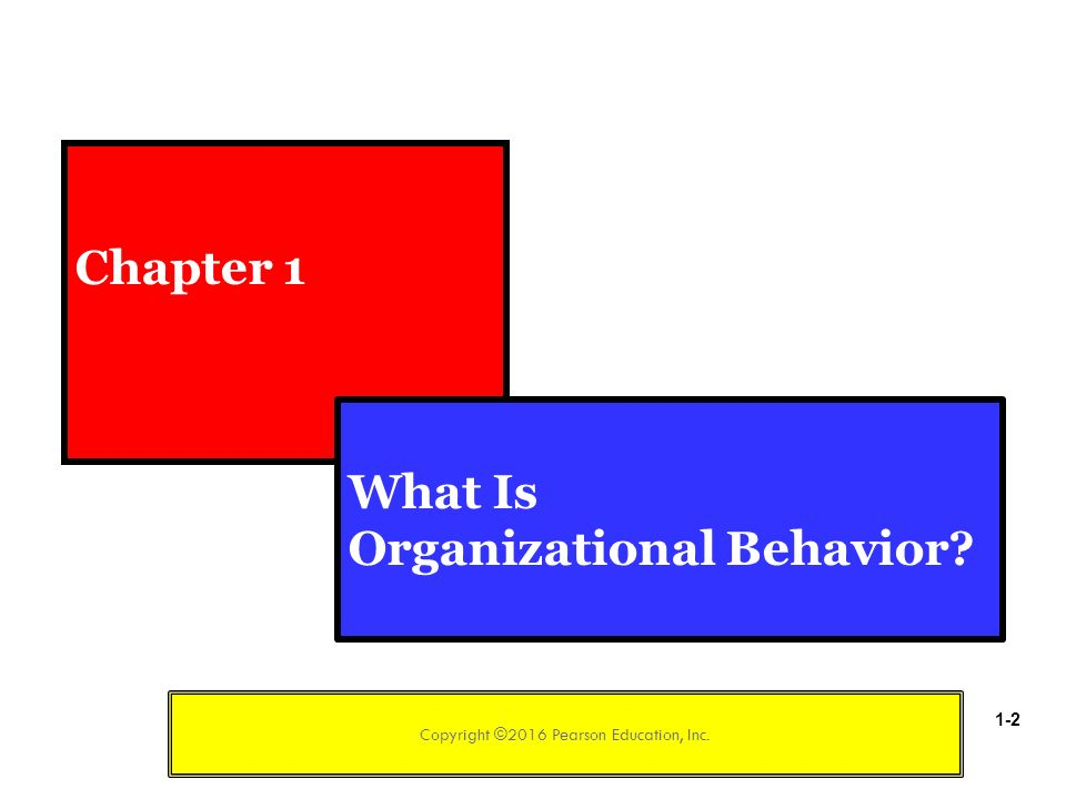importance organizational behavior 2 Organizational culture, its importance for an  organizational structure organizational culture can be favorable  ways of behavior, etc 73 1 5 282.