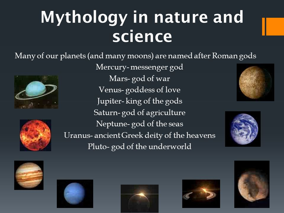 planets roman moons greek - photo #8