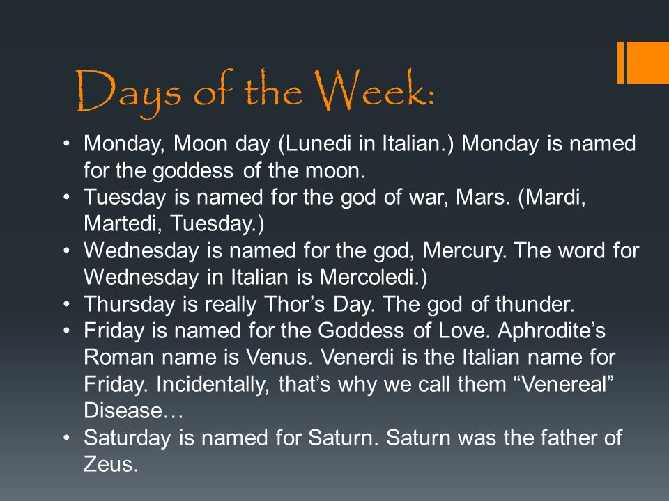 Image result for MONDAY IS MOON DAY