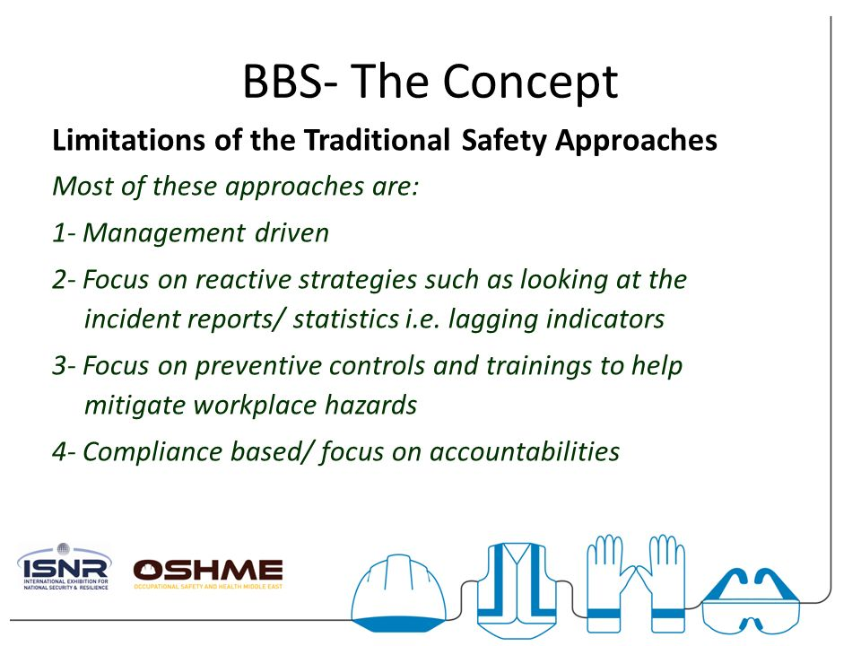 Title behavior based safety bbs concept implementation of stoptm and driving improvements - Household water treatment a traditional approach ...