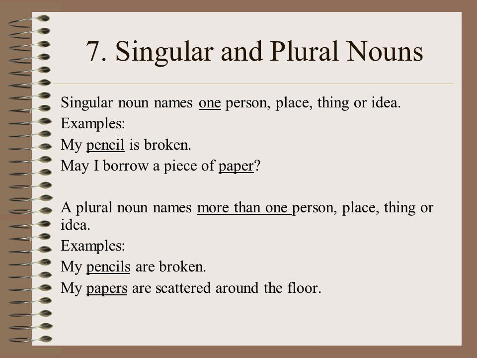 8 types of nouns unit 1 conventions ppt video online for Is floor a noun