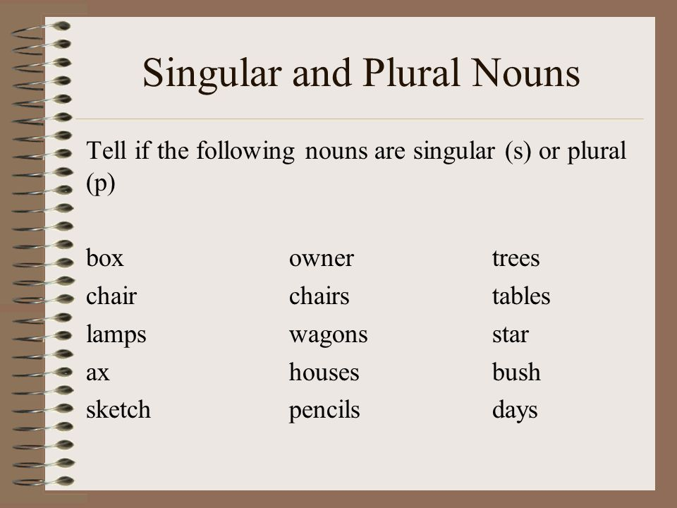 8 types of nouns unit 1 conventions ppt video online for Plural of floor