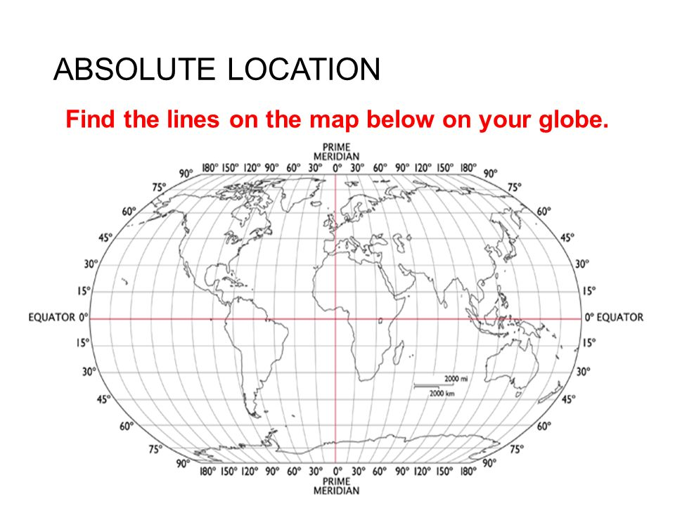1 what is the absolute and relative location of your community Absolute location is a place's exact spot on a map, while relative location is an estimate of where a place is in relation to other landmarks absolute location is defined by latitude and longitude measurements relative location is used in conversational language and for giving rough directions.