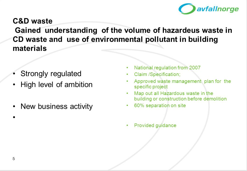 What are Hazardous Materials?