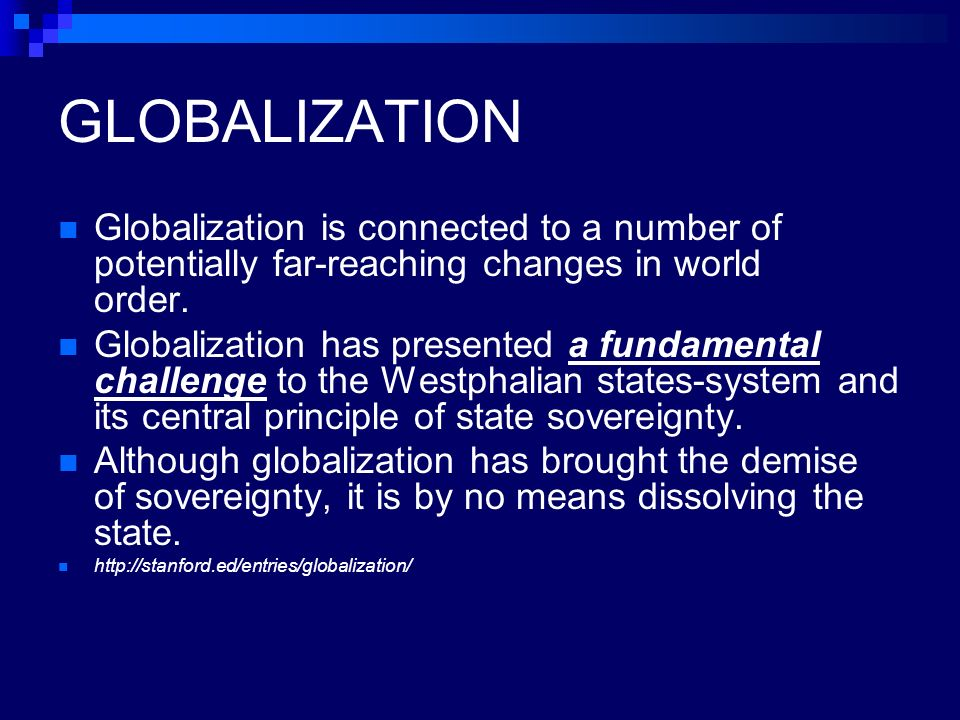 globalization and its challenges to liberal Globalization and neoliberalism by david m kotz  and found only the old liberal ideas, which could at least serve as an ideological basis for cutting.