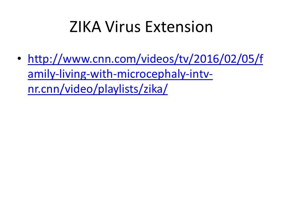 ZIKA Virus Extension http://www.cnn.com/videos/tv/2016/02/05/family-living-with-microcephaly-intv-nr.cnn/video/playlists/zika/