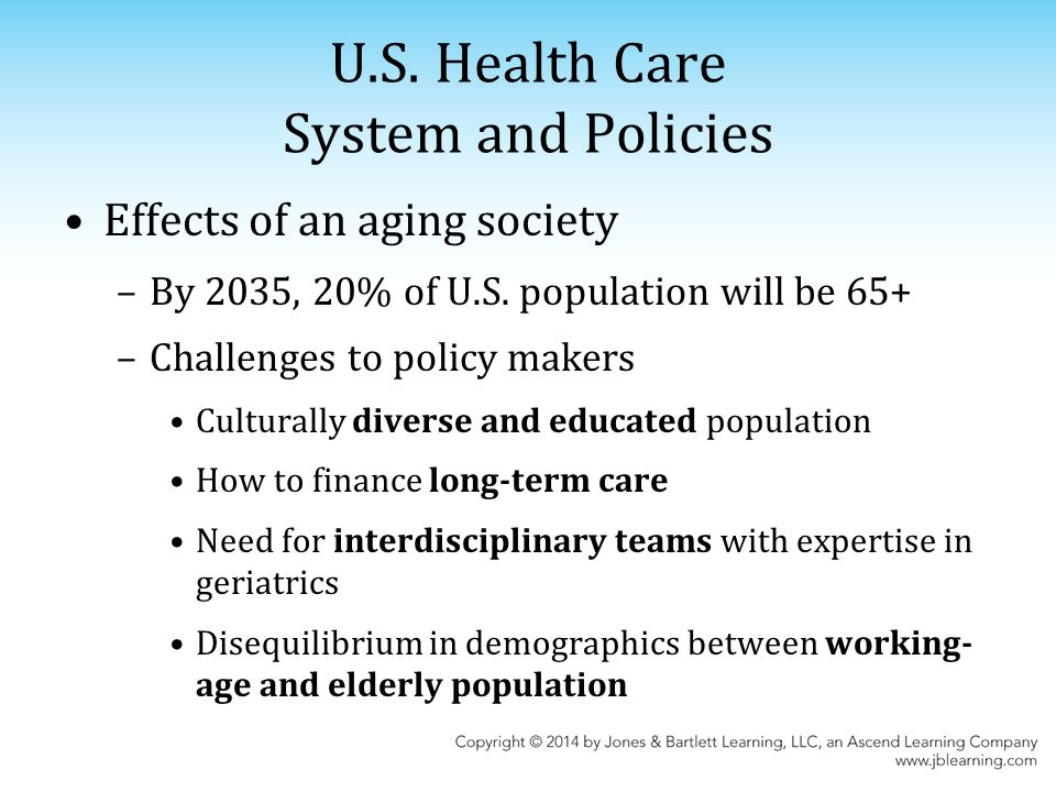 aging population effects on health care Undoubtedly, ageing will present challenges to the health-care system, given   an ageing population will require an adequate health  and other allied health  professionals instrumental in providing lifestyle advice, managing disease risks.