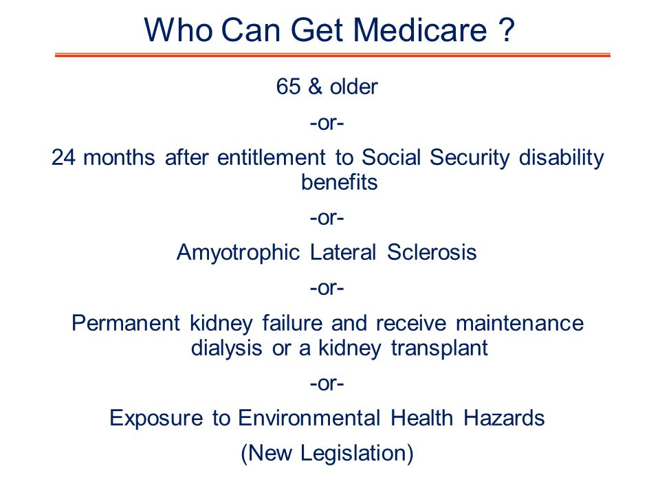 Social security ppt download who can get medicare 65 older or ccuart Choice Image
