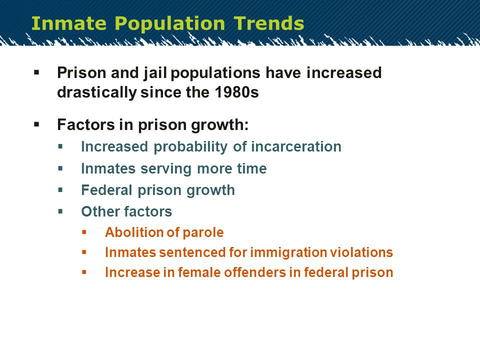 "growing prison population needs alternatives to incarceration Banner of ""justice reinvestment""), new york's investment in alternatives to incarceration has not been the product of a concerted initiative on the part of the governor or leg- islature the vera institute of justice notes that new york has "" experienced significant drops in prison population without undertaking major legislative."