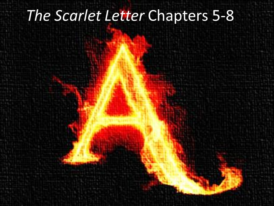 The Scarlet Letter Summary Chapters